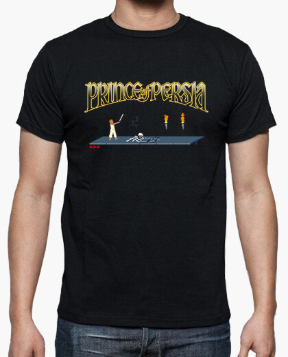Camiseta Prince of Persia