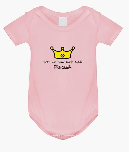 Ropa infantil Princesa 2