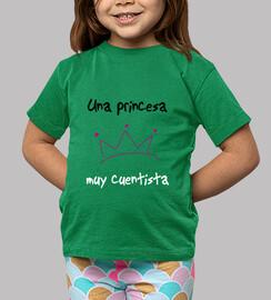 Princesa cuentista