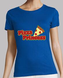 princesa de pizza