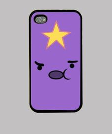 Princesa Espacio Bultos - Funda iPhone