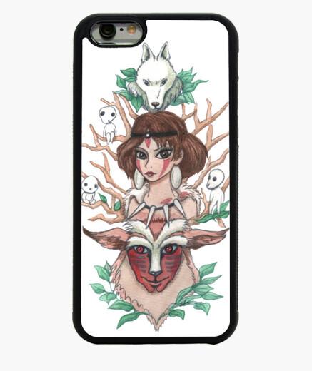 Funda iPhone 6 / 6S Princesa Mononoke