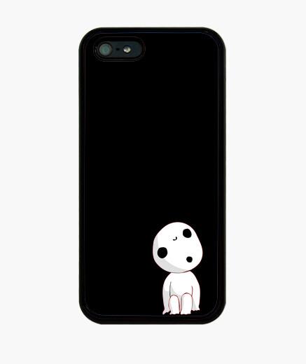 Funda iPhone Princesa mononoke - kodama - eco - japon