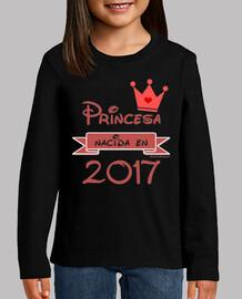Princesa Nacida en 2017