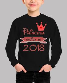 Princesa Nacida en 2018
