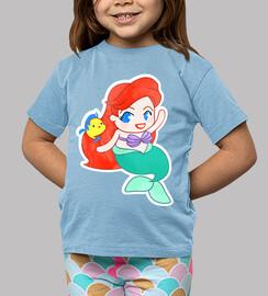 Princesa sirenita Ariel