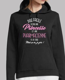 princesa y farmacéutico