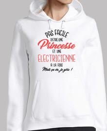 princess and electrician