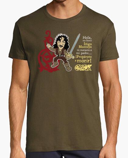 Tee-shirt princess bride - Iñigo Montoya V2