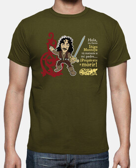 princess bride - inigo montoya v2