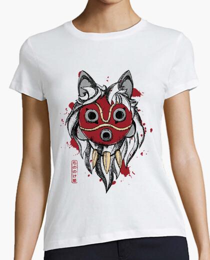 Camiseta Princess Mask