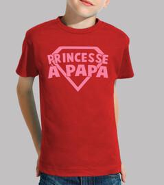 princess to dad
