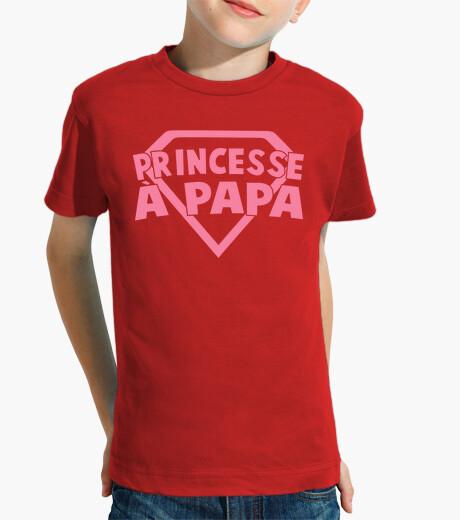 Vêtements enfant Princesse à Papa