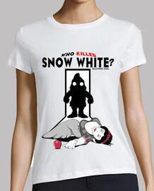 princesse de la pâte - blanche neige
