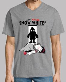 princesse de la pâte - snow white / neck fermé
