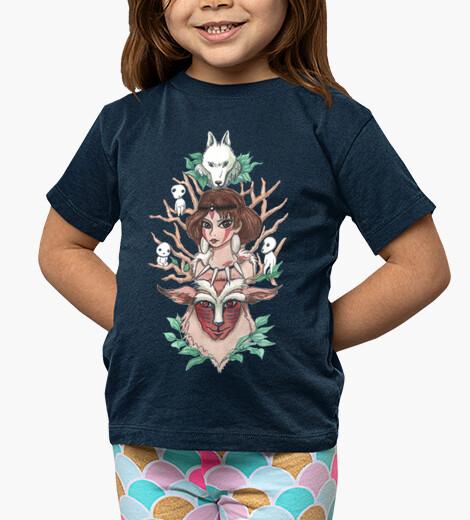 Vêtements enfant Princesse mononoke