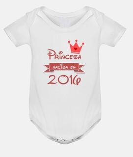 princesse née en 2016