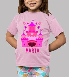 princesse nom personnalisable
