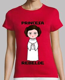 princesse rebelle kokeshi