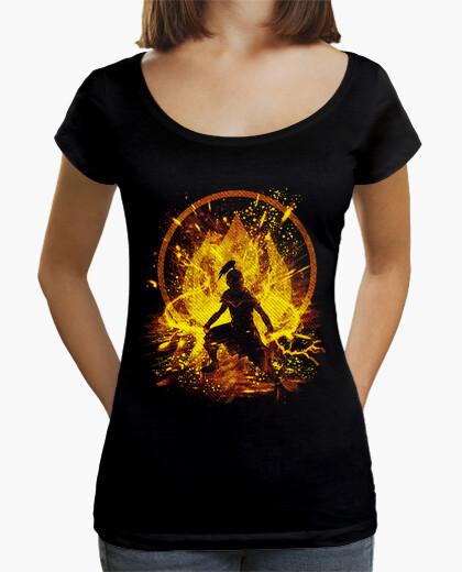 Camiseta príncipe de fuego