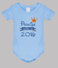 Príncipe Nacido en 2016