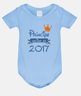 Príncipe Nacido en 2017