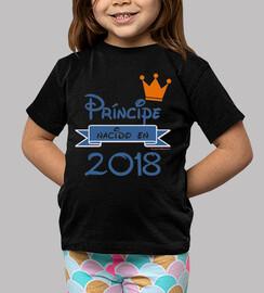 Príncipe Nacido en 2018