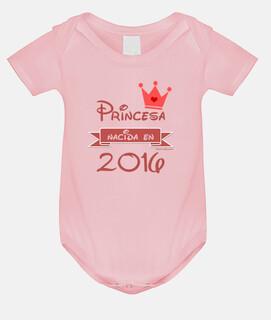 principessa nato nel 2016