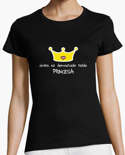 T-shirt principessa ragazza