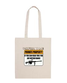 PRIVATE PROPERTY - BAG