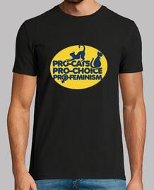 pro-cats pro-choix pro-féminisme