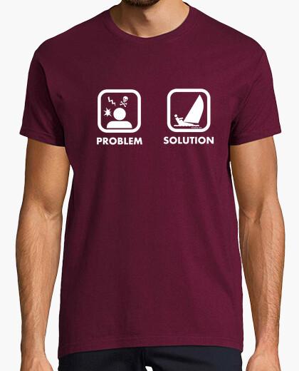 Camiseta Problem Solution Sail Hombre