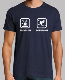 Problem Solution Ski Hombre
