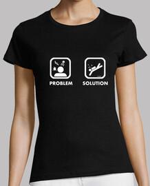 problema soluzione dive donna