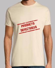 prodotto difettoso h