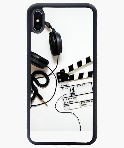 Funda iPhone XS Max Producción multimedia