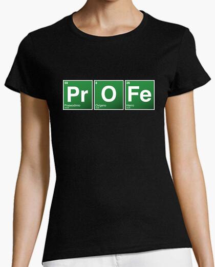 T-shirt prof