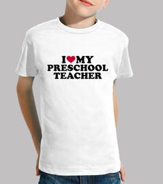 Profesor de preescolar