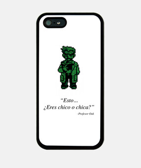 Profesor Oak - Funda Iphone 4/5