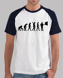 professeur d'évolution