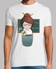 professeur kokeshi