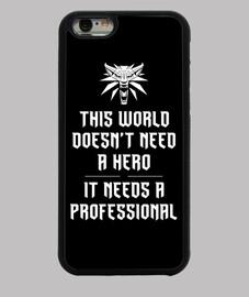 professionale, non un eroe