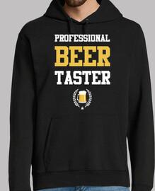 professioneller Bierverkoster