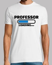 Professor loading