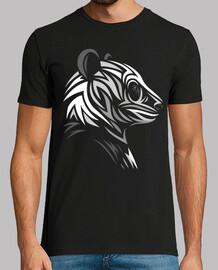profil de panda tribal