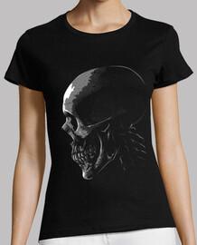 profil du crâne