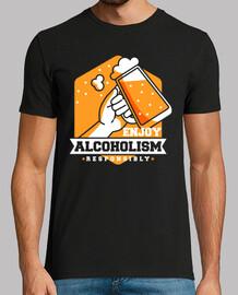 profiter de l'alcoolisme de manière responsable