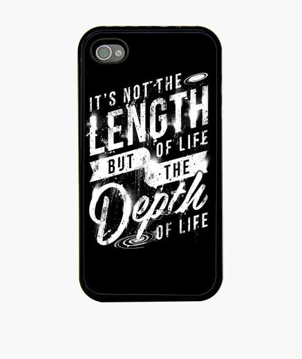 Funda iPhone profundidad de la vida