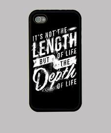 profundidad de la vida
