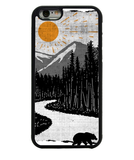 Visualizza Cover iPhone natura